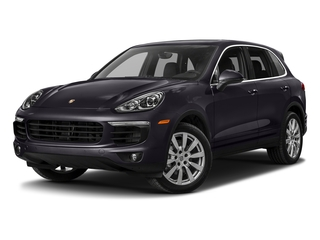 Purpurite Metallic 2018 Porsche Cayenne Pictures Cayenne Utility 4D S AWD V6 Turbo photos front view