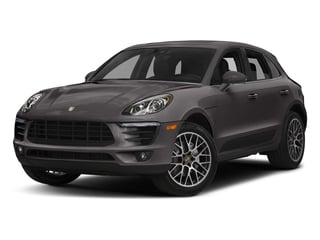 Agate Grey Metallic 2018 Porsche Macan Pictures Macan Utility 4D GTS AWD V6 Turbo photos front view