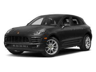 Custom Color 2018 Porsche Macan Pictures Macan AWD photos front view