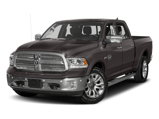 Granite Crystal Metallic Clearcoat 2018 Ram Truck 1500 Pictures 1500 Longhorn 4x2 Crew Cab 6'4 Box *Ltd Avail* photos front view