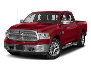 Flame Red Clearcoat 2018 Ram Truck 1500 Pictures 1500 Longhorn 4x2 Crew Cab 6'4 Box *Ltd Avail* photos front view