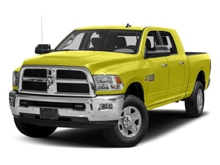 National Safety Yellow 2018 Ram Truck 3500 Pictures 3500 Mega Cab Bighorn/Lone Star 2WD photos front view