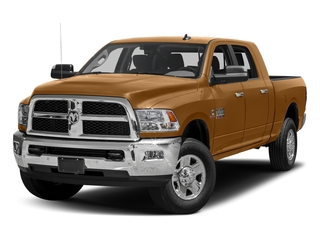 Power Tan 2018 Ram Truck 3500 Pictures 3500 Mega Cab Bighorn/Lone Star 2WD photos front view