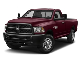 Delmonico Red Pearlcoat 2018 Ram Truck 3500 Pictures 3500 Regular Cab SLT 2WD photos front view
