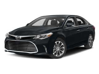 Cosmic Gray Mica 2018 Toyota Avalon Pictures Avalon Sedan 4D Touring photos front view