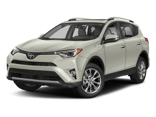 Blizzard Pearl 2018 Toyota RAV4 Pictures RAV4 Utility 4D Limited 2WD I4 photos front view