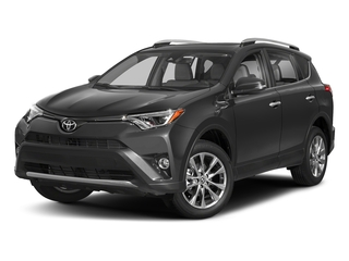 Magnetic Gray Metallic 2018 Toyota RAV4 Pictures RAV4 Utility 4D Limited 2WD I4 photos front view