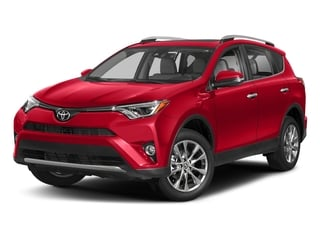 Ruby Flare Pearl 2018 Toyota RAV4 Pictures RAV4 Utility 4D Limited 2WD I4 photos front view