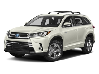 Blizzard Pearl 2018 Toyota Highlander Pictures Highlander Utility 4D Limited 4WD V6 Hybrid photos front view
