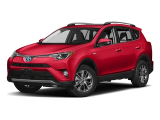 Ruby Flare Pearl 2018 Toyota RAV4 Pictures RAV4 Utility 4D XLE AWD I4 Hybrid photos front view