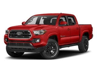 Inferno 2018 Toyota Tacoma Pictures Tacoma SR5 Crew Cab 4WD V6 photos front view