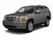 Storm Gray Metallic 2010 GMC Yukon Pictures Yukon Utility 4D SLE 4WD photos front view