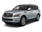Platinum Graphite 2011 INFINITI QX56 Pictures QX56 Utility 4D 2WD photos front view