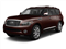 Dark Currant 2011 INFINITI QX56 Pictures QX56 Utility 4D 2WD photos front view