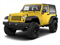 Detonator Yellow Clear Coat 2011 Jeep Wrangler Pictures Wrangler Utility 2D Rubicon 4WD photos front view