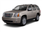 Mocha Steel Metallic 2012 GMC Yukon Pictures Yukon Utility 4D SLT 4WD photos front view