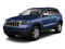 True Blue Pearl 2012 Jeep Grand Cherokee Pictures Grand Cherokee Utility 4D Overland 4WD photos front view