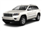Stone White 2012 Jeep Grand Cherokee Pictures Grand Cherokee Utility 4D Overland 4WD photos front view