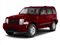 Deep Cherry Red Crystal Pearl 2012 Jeep Liberty Pictures Liberty Utility 4D Limited Jet 4WD photos front view