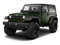 Black Forest Green Pearl 2012 Jeep Wrangler Pictures Wrangler Utility 2D Sport 4WD photos front view