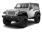Bright Silver Metallic 2012 Jeep Wrangler Pictures Wrangler Utility 2D Sport 4WD photos front view