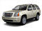 Champagne Silver Metallic 2013 GMC Yukon Pictures Yukon Utility 4D Fleet 4WD photos front view