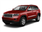 Deep Cherry Red Crystal Pearl 2013 Jeep Grand Cherokee Pictures Grand Cherokee Utility 4D Altitude 4WD photos front view
