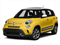 Giallo (Yellow) 2014 FIAT 500L Pictures 500L Hatchback 5D L Trekking I4 Turbo photos front view