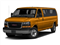 Wheatland Yellow 2015 GMC Savana Passenger Pictures Savana Passenger Savana LT 135 photos front view