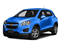Brilliant Blue Metallic 2016 Chevrolet Trax Pictures Trax Utility 4D LS AWD I4 Turbo photos front view