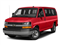 Red Hot 2016 Chevrolet Express Passenger Pictures Express Passenger Express Van LS 135 photos front view