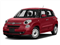 Rosso (Red) 2016 FIAT 500L Pictures 500L Hatchback 5D L Lounge I4 Turbo photos front view