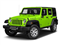 Hypergreen Clearcoat 2016 Jeep Wrangler Unlimited Pictures Wrangler Unlimited Utility 4D Unlimited Rubicon 4WD V6 photos front view