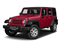 Firecracker Red Clearcoat 2016 Jeep Wrangler Unlimited Pictures Wrangler Unlimited Utility 4D Unlimited Rubicon 4WD V6 photos front view