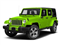 Hypergreen Clearcoat 2016 Jeep Wrangler Unlimited Pictures Wrangler Unlimited Utility 4D Unlimited Sahara 4WD V6 photos front view