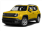 Solar Yellow 2016 Jeep Renegade Pictures Renegade Utility 4D Latitude AWD I4 photos front view