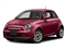Rosso (Red) 2017 FIAT 500 Pictures 500 Pop Hatch photos front view