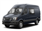 Graphite Gray 2017 Freightliner Light Duty Sprinter Crew Van Pictures Sprinter Crew Van 2500 High Roof V6 170 4WD photos front view