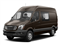 Dolomite Brown Metallic 2017 Freightliner Light Duty Sprinter Crew Van Pictures Sprinter Crew Van 2500 High Roof V6 170 4WD photos front view