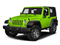 Hypergreen Clearcoat 2017 Jeep Wrangler Pictures Wrangler Rubicon 4x4 photos front view