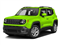 Hypergreen Clearcoat 2017 Jeep Renegade Pictures Renegade Latitude 4x4 photos front view