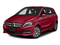Jupiter Red 2017 Mercedes-Benz B-Class Pictures B-Class B 250e Hatchback photos front view