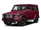 Storm Red Metallic 2017 Mercedes-Benz G-Class Pictures G-Class G 550 4MATIC SUV photos front view