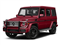 Mars Red 2017 Mercedes-Benz G-Class Pictures G-Class G 550 4MATIC SUV photos front view
