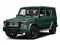 Agate Green 2017 Mercedes-Benz G-Class Pictures G-Class G 550 4MATIC SUV photos front view