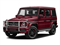 Paprika Metallic 2017 Mercedes-Benz G-Class Pictures G-Class AMG G 63 4MATIC SUV photos front view