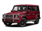Mars Red 2017 Mercedes-Benz G-Class Pictures G-Class AMG G 63 4MATIC SUV photos front view