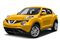 Solar Yellow 2017 Nissan JUKE Pictures JUKE FWD S photos front view