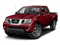 Cayenne Red 2017 Nissan Frontier Pictures Frontier King Cab 4x4 PRO-4X Auto photos front view