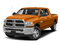 Omaha Orange 2017 Ram Truck 2500 Pictures 2500 Lone Star 4x2 Mega Cab 6'4 Box photos front view
